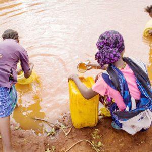 アフリカの水と衛生環境の現状は?問題点と解決策とは