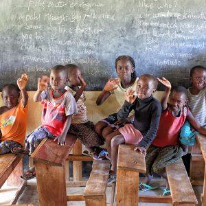 アフリカの教育水準や識字率は?子どもたちに公平に教育を受けさせるには