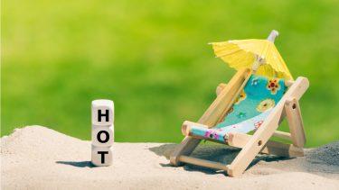 猛暑が原因による死者も増えている?気を付けるべきこととは